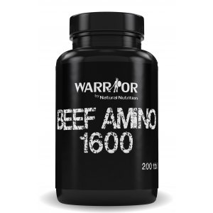 Beef Amino 1600 tablety