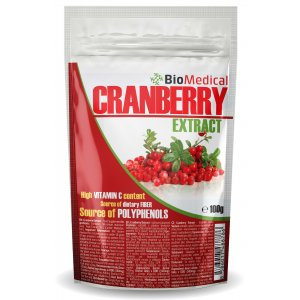 Cranberry Extract - brusnicový extrakt