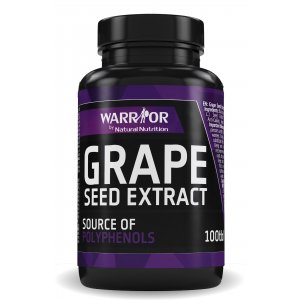 Grape Seed Extract – extrakt z hroznových semien