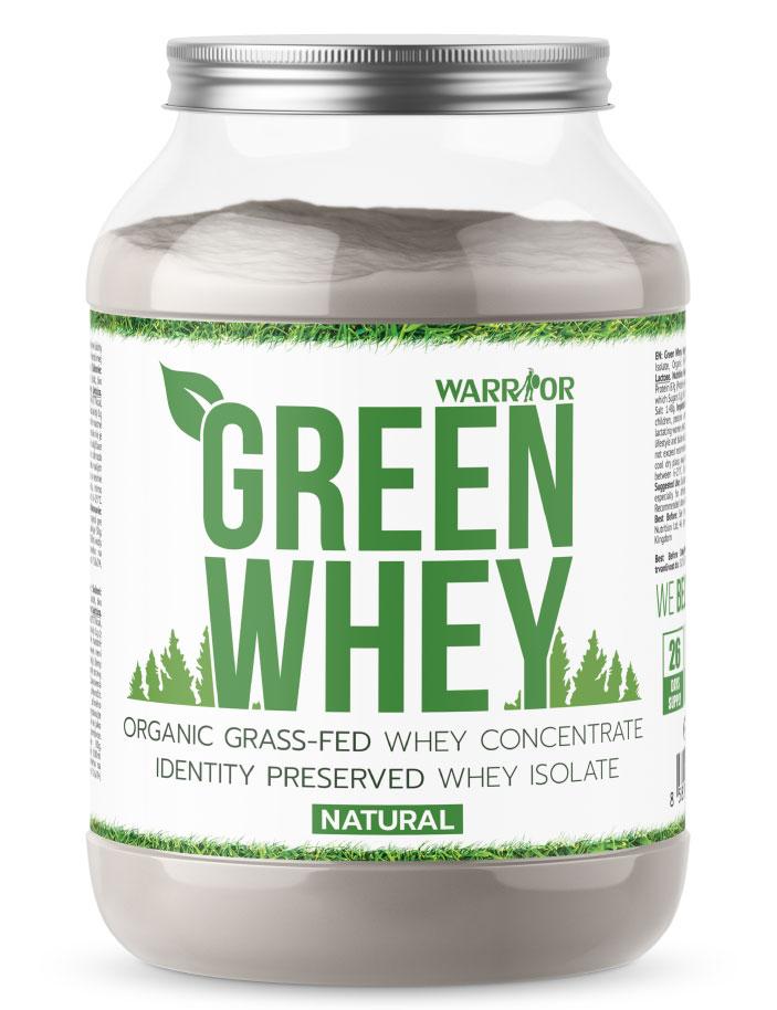 Green Whey Natural 800g