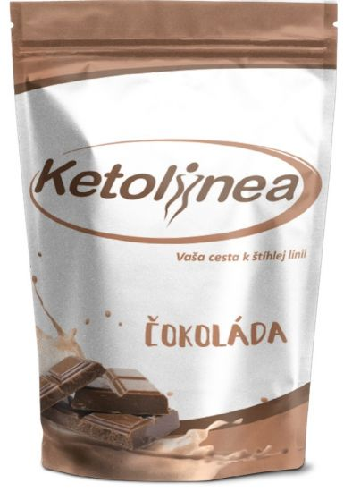 Ketolinea keto diéta Chocolate 500g