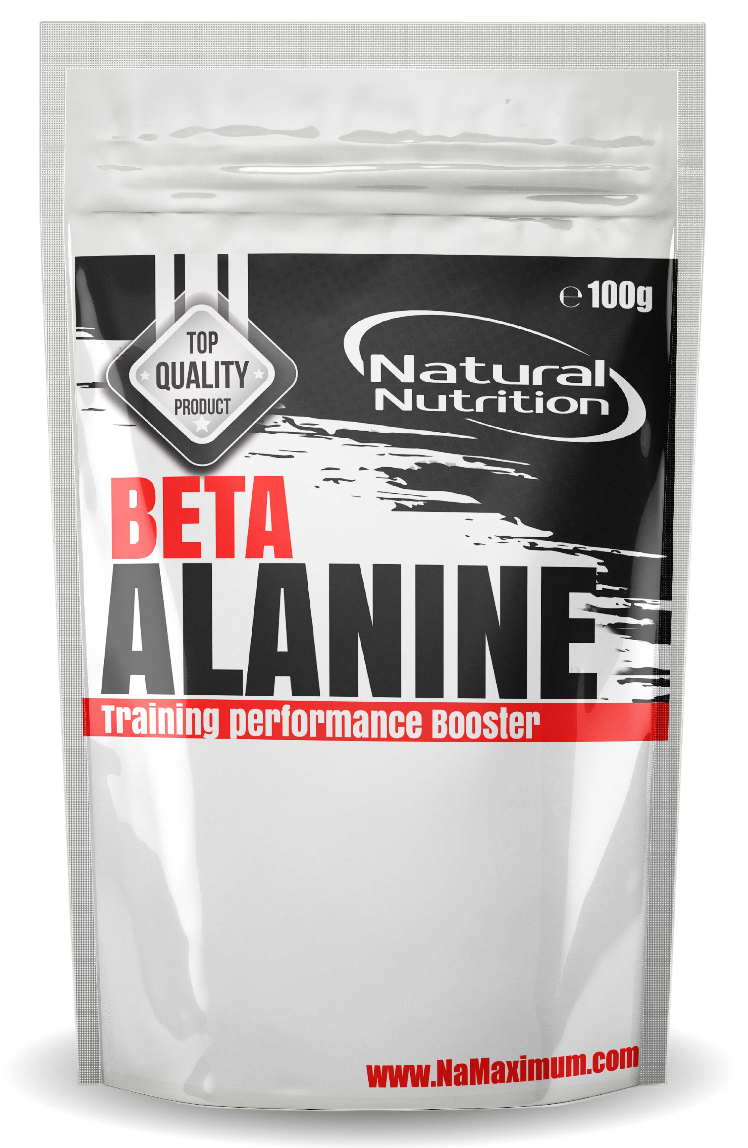 Beta Alanine Natural 100g