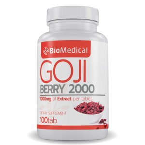 Goji Berry 2000 tablety
