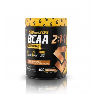 Sandow BCAA 2:1:1 Essential - kapsuly