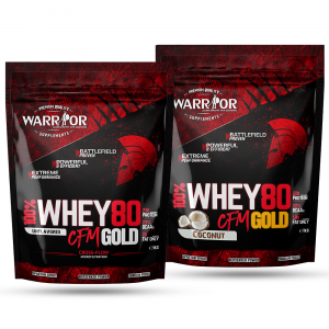 Whey WPC80 CFM Gold