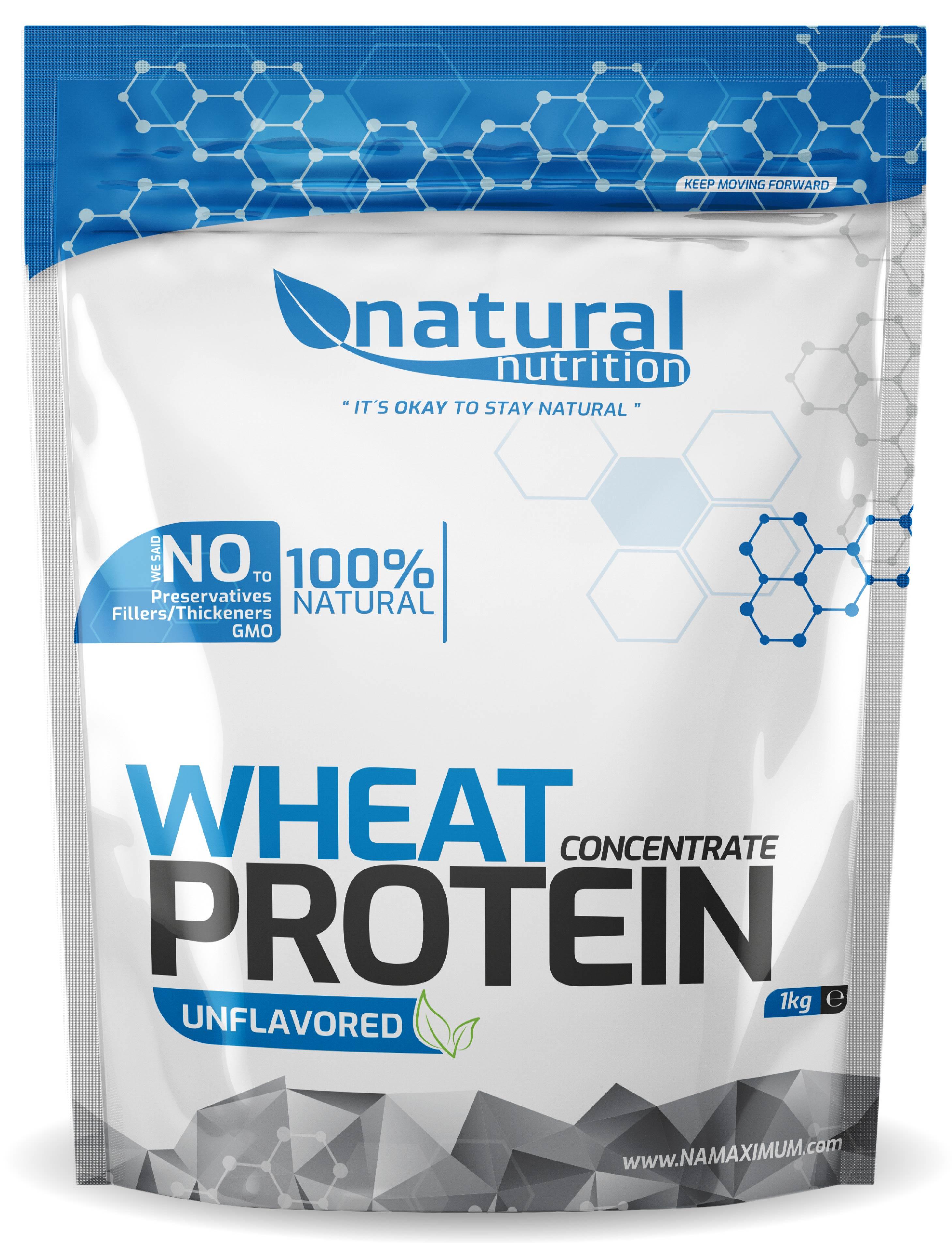 Pšeničný proteín Natural 1kg