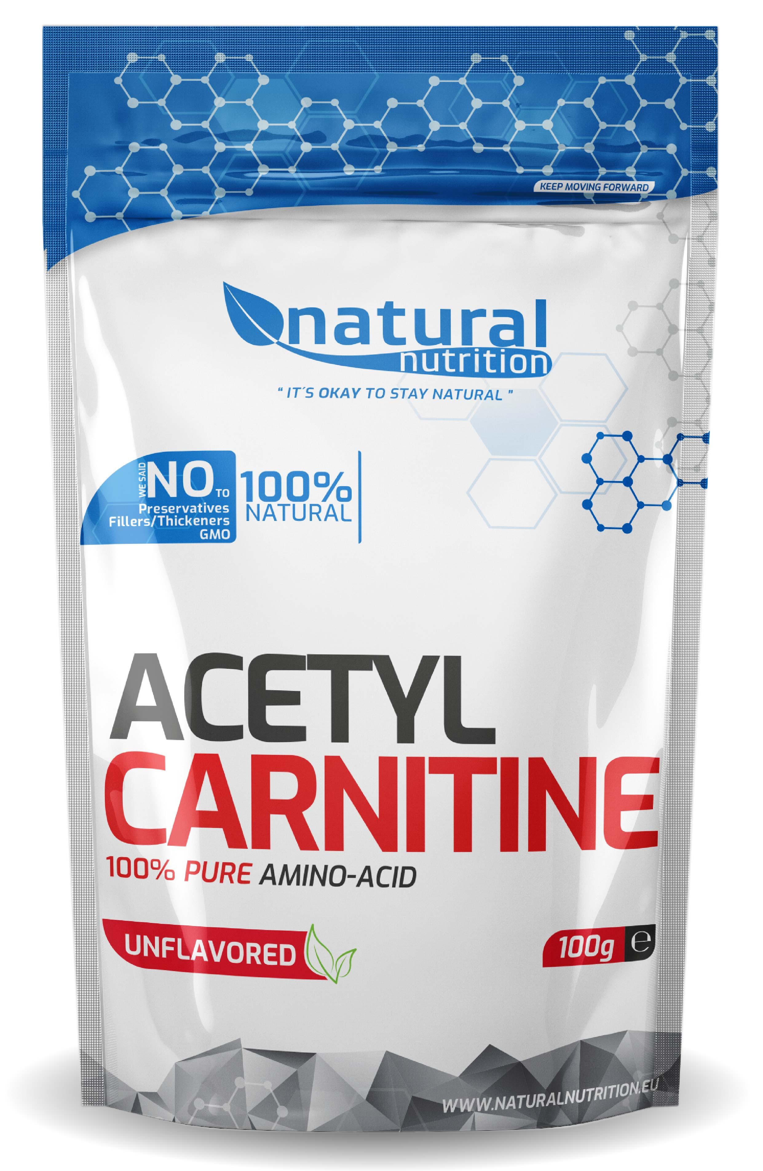 Acetyl L-Karnitín Natural 100g Natural 100g