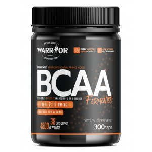BCAA 2:1:1 Fermented – kapsuly