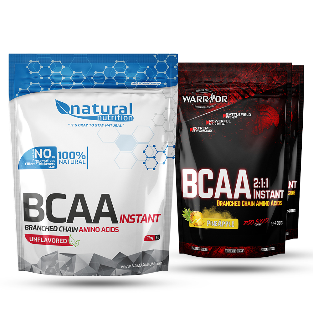 BCAA Instant Natural 100g